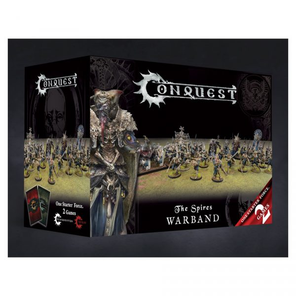 Conquest: The Spires Warband Set
