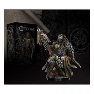 Conquest: W'adrhŭn Predator