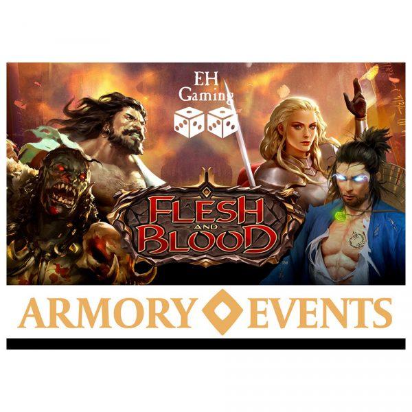 Flesh & Blood TCG: Armory Event