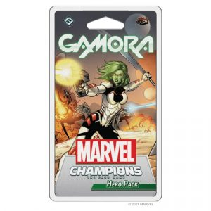 Marvel Champions - Gamora Hero Pack