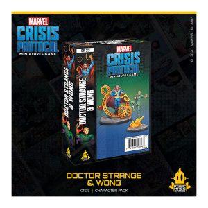 Doctor Strange & Wong Character Pack - Marvel Crisis Protocol