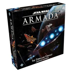 The Corellian Conflict Campaign Expansion - Star Wars Armada