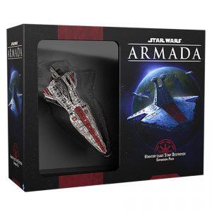 Star Wars Armada: Venator-Class Star Destroyer Expansion Pack