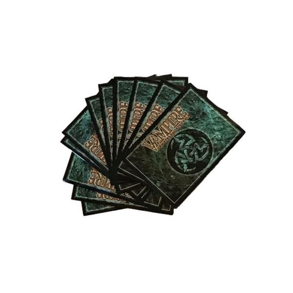 Vampire: The Eternal Struggle (VTES) - Ultra Pro Library Card Sleeves (50)