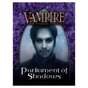 Vampire: The Eternal Struggle (VTES): Parliament of Shadows Preconstructed Deck