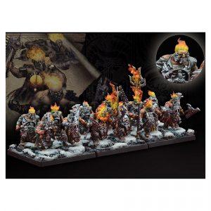 Conquest: Dweghom Flame Beserkers