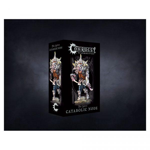 Conquest: The Spires Catabolic Node