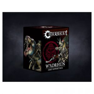 Conquest W'adrhun Army Support Pack