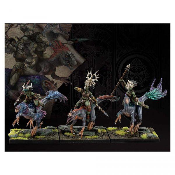 Conquest: W'adrhŭn Raptor Riders