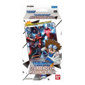 Digimon Card Game: Machine Black Starter Deck