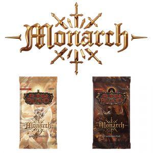 Flesh & Blood Monarch Unlimited Booster Packs uk