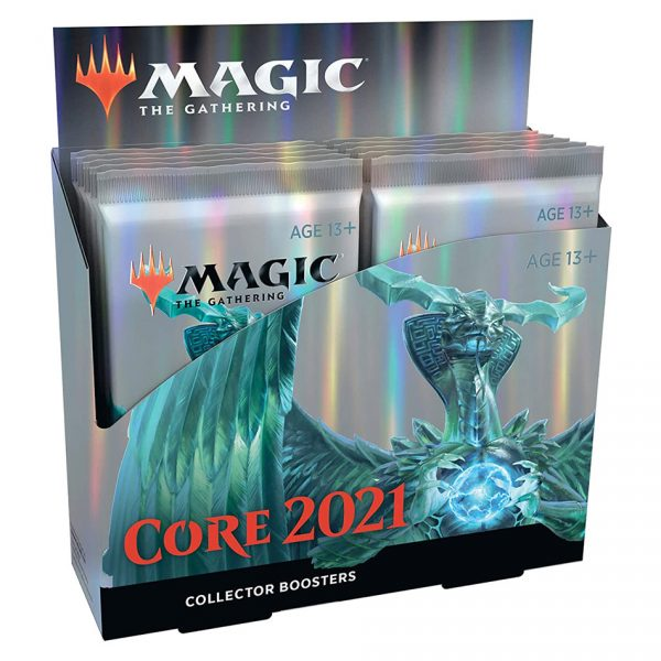 Magic The Gathering: Core Set 2021 Collector Booster Box