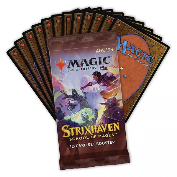 Magic The Gathering: Strixhaven Set Booster Pack