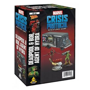 Deadpool & Bob, Agent of Hydra - Marvel Crisis Protocol