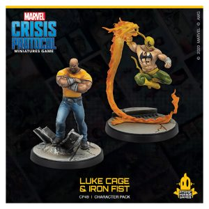 Luke Cage & Iron Fist Character Pack - Marvel Crisis Protocol