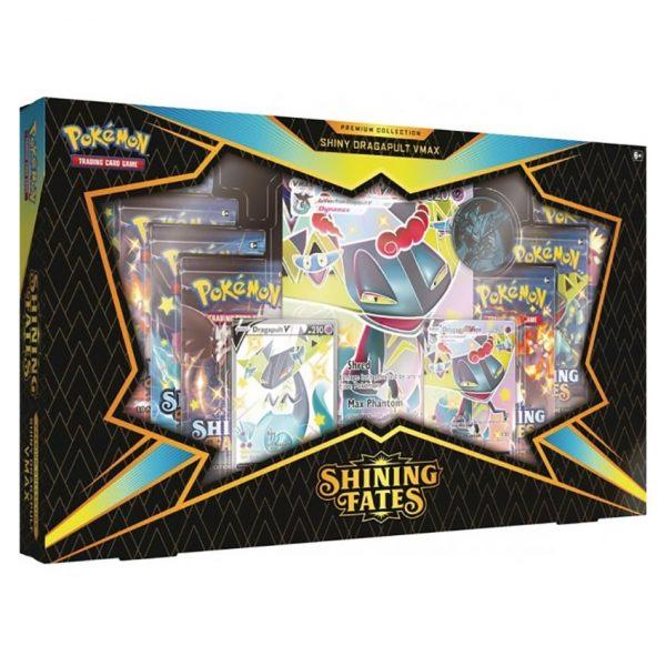 Pokémon TCG: Shining Fates Premium Collection - Shiny Dragapult VMAX