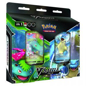 Pokémon TCG: V Battle Deck - Venusaur vs. Blastoise