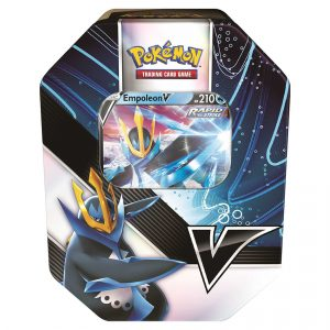 Pokemon TCG: V Strikers Tin - Empoleon V