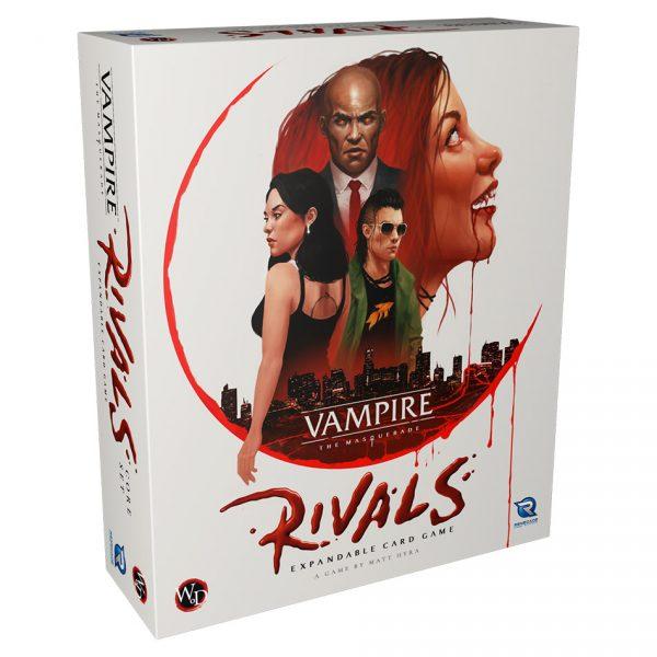 Vampire: The Masquerade - Rivals (Card Game)