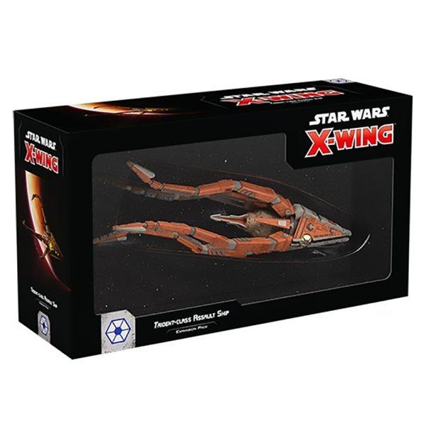 X-Wing: Trident-Class Assault Ship
