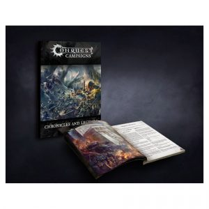 Conquest Campaigns Book - Chronicles & Legends (Softcover)