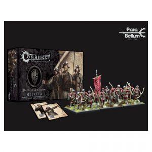 Conquest: Hundred Kingdoms Militia Bowmen