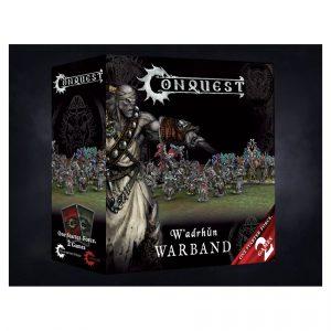 Conquest: W'adrhŭn Warband Set