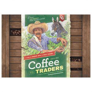 Coffee Traders Board Game