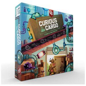 Curious Cargo Board Game