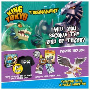 King of Tokyo Tournament York