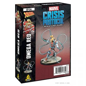 Omega Red Character Pack Marvel Crisis Protocol