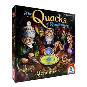 The Quacks of Quedlinburg: The Alchemists Expansion