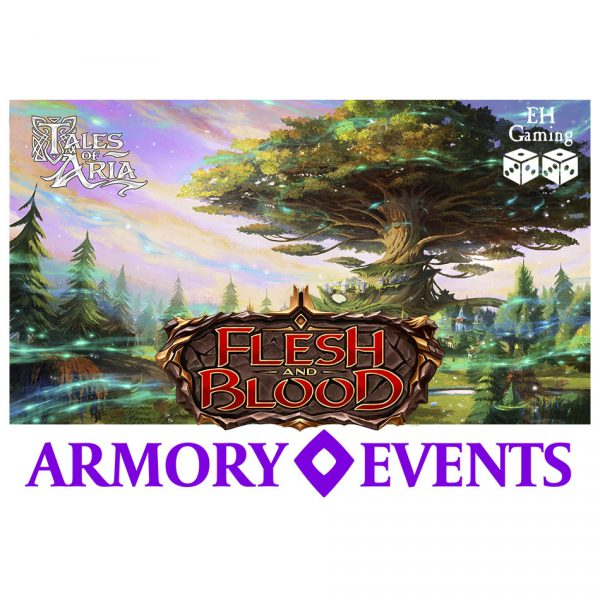 Tales of Aria Armory Event