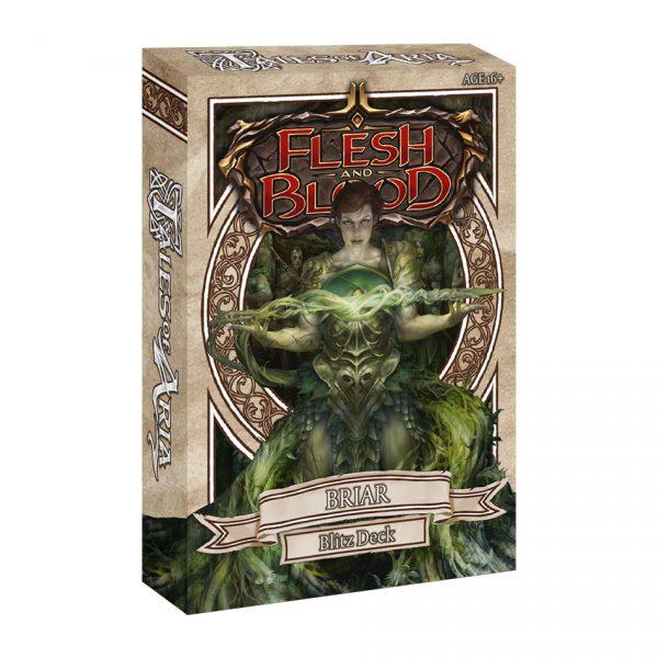 Flesh & Blood TCG: Tales of Aria Briar Blitz Deck
