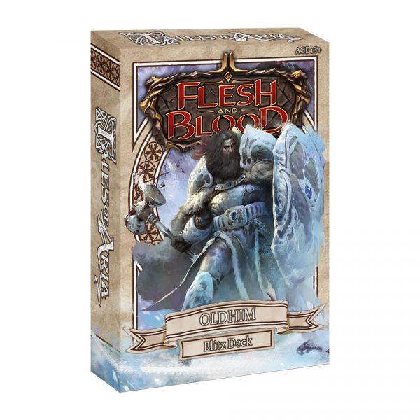 Flesh & Blood TCG: Tales of Aria Oldhim Blitz Deck