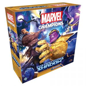 Marvel Champions - The Mad Titan's Shadow Campaign Expansion