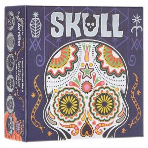 Skull: Card Game (2020 Edition)