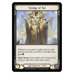 Flesh & Blood: Monarch Unlimited Vestige of Sol