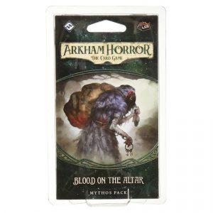 Blood on the Altar Mythos Pack - Arkham Horror: The Card Game
