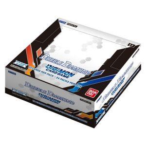 Digimon Card Game: Double Diamond Booster Box (BT06)