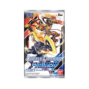 Digimon Card Game: Double Diamond Booster Pack (BT06)