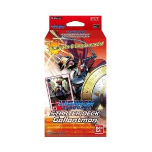 Digimon Card Game: Gallantmon Starter Deck