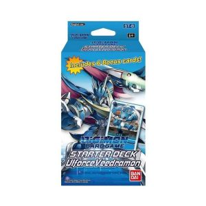 Digimon Card Game: Ulforceveedramon Starter Deck