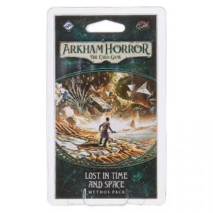 Lost in Time and Space Mythos Pack - Arkham Horror: The Card Game