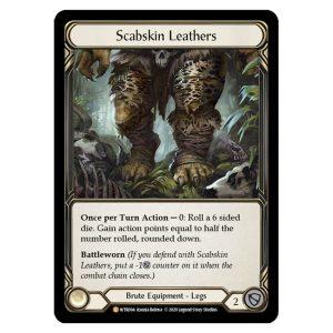 Flesh & Blood Scabskin Leathers