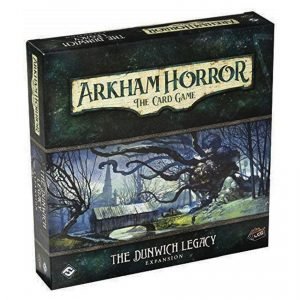 The Dunwich Legacy Expansion - Arkham Horror: The Card Game