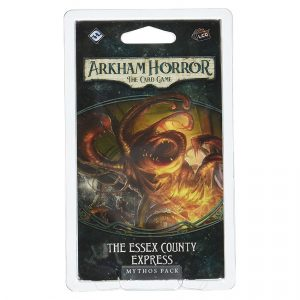The Essex County Express: Mythos Pack - Arkham Horror: The Card Game
