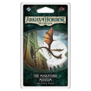 The Miskatonic Museum: Mythos Pack - Arkham Horror: The Card Game