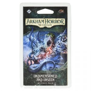 Undimensioned and Unseen Mythos Pack - Arkham Horror: The Card Game