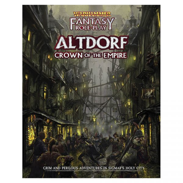 Warhammer Fantasy Roleplay - Altdorf: Crown of the Empire